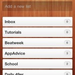 QuickAdvice: Todo Lists Become Wonderful Again With Wunderlist