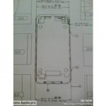 Drawings Of Future iPhone Leak From Foxconn?