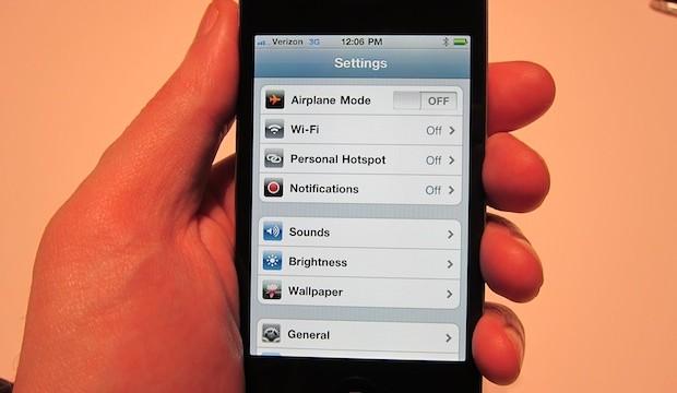 Verizon Announces iPhone Personal Hotspot Pricing