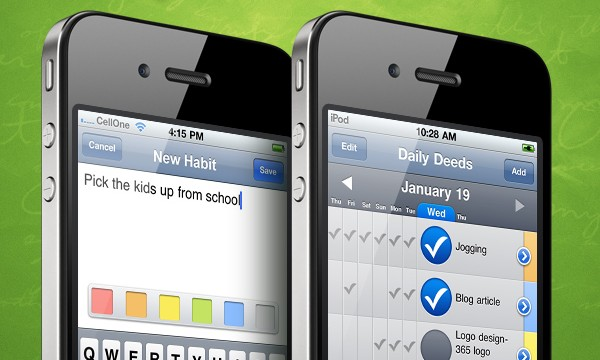 Daily Deeds App Keeps You On Schedule