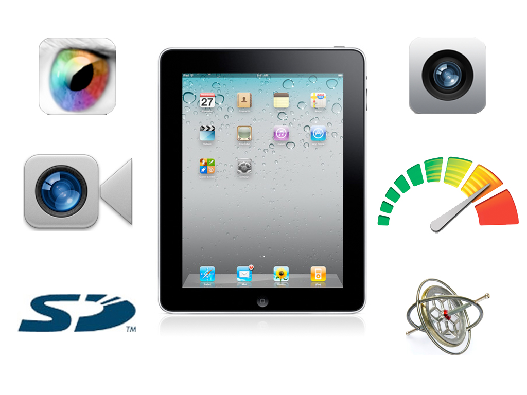 The Second Generation iPad Rumor Roundup