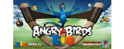 """Rovio: """"Angry Birds Rio,"""" Coming This March"""
