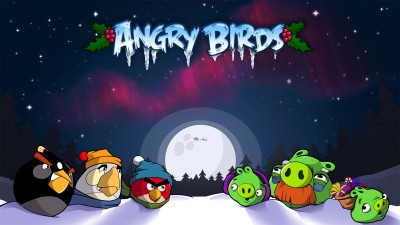 Rovio Working On A Valentine's-Themed Angry Birds Edition