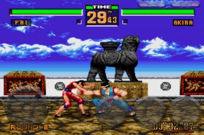Review: Virtua Fighter 2 - Virtual Butt Kicking