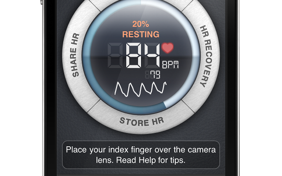 Instant Heart Rate Gets An Update - Plus, Win A Promo Code!