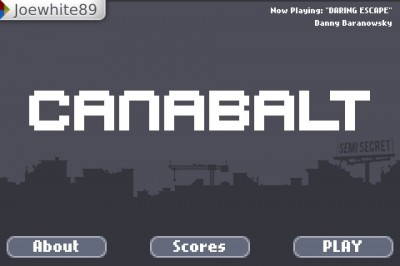 Canabalt Updated: Retina Display, 60fps, Game Center Added