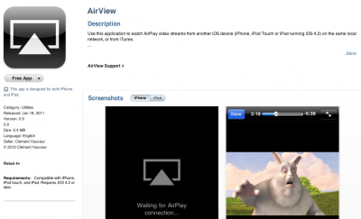 AppAdvice Daily: AirView, Tivo and One Note All Hit The App Store