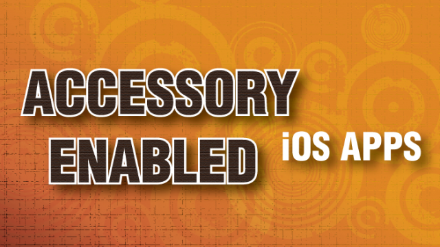 New AppList: Accessory Enabled iOS Apps