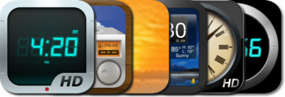 New AppGuide: Alarm Clock Apps For The iPad