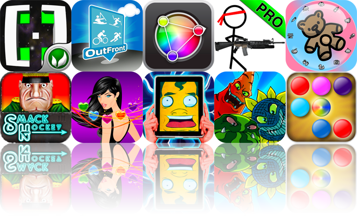 iPhone And iPad Apps Gone Free: Squareball, Outfront, StickBo Pro, And More