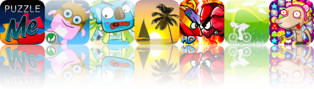 iPhone And iPad Apps Gone Free: Puzzle Me, BlastOff Bunnies, Water Bombs, And More