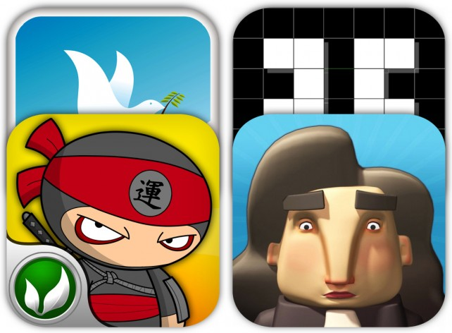 iPhone And iPad Apps Gone Free: Birds+, Chop Chop Ninja, Twenty-Five, And Newtonize