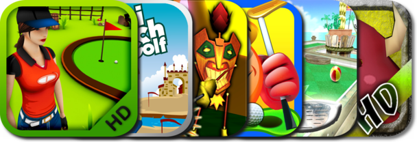 Best Mini Golf Games For The iPad