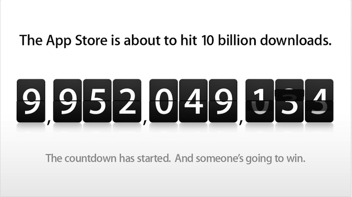 The Number Of Apps Downloaded Each Day Reaches 30 Million