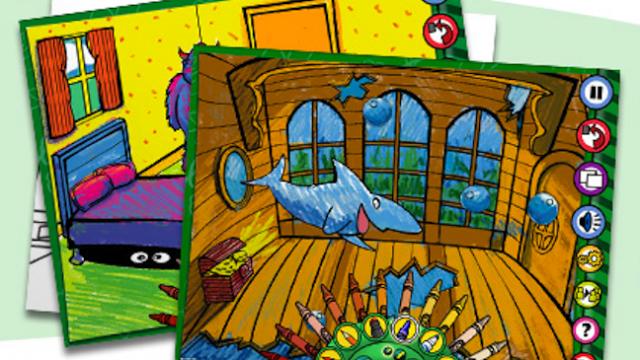 CES: Crayola ColorStudio HD App