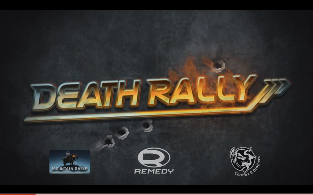 Remedy's Death Rally Coming To The iPhone And iPad As An Exclusive Remake