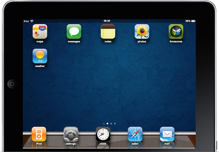 New iPad Simulator Looks Like The Real Deal