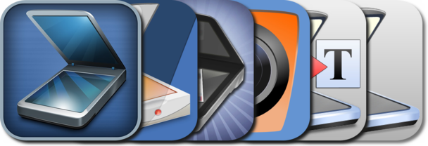 New AppGuide: Document Scanners For The iPhone