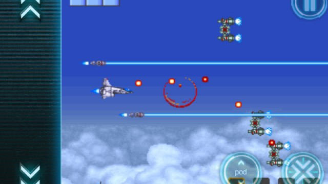 Earth Defense Force: A Classic SNES Shooter Now Available For iPhone