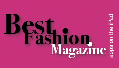 New AppList : Best Fashion Magazine Apps For The iPad