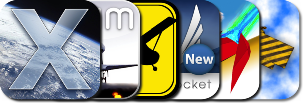 New AppGuide: Flight Simulators For The iPad
