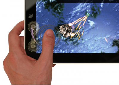 CES: Fling Game Controller