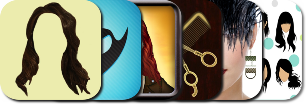 New AppGuide: Hair Styling On The iPad
