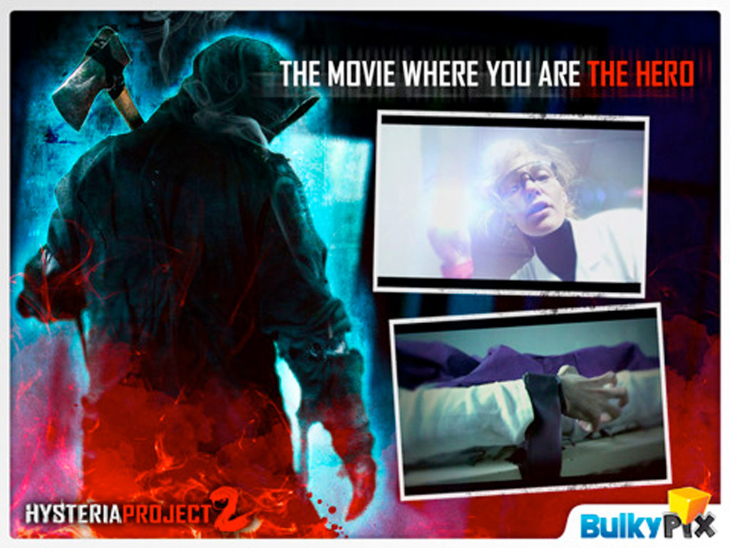 The Fear Isn't Over Yet: Bulkypix Releases Hysteria Project 2 For iPad, iPhone, And iPod Touch