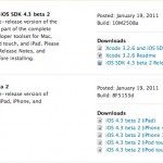 Apple Releases iOS 4.3 Beta 2 To Developers - Gestures Go Bye Bye