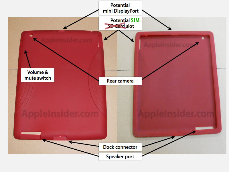 """""""Source"""" Claims iPad 2 SD Card Slot Is Just A Rumor"""