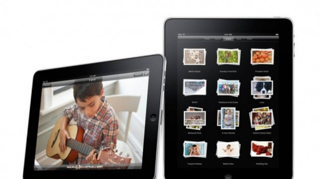 Rumored 2,048 X 1,536 iPad 2 Display Actually Intended For iPad 3?