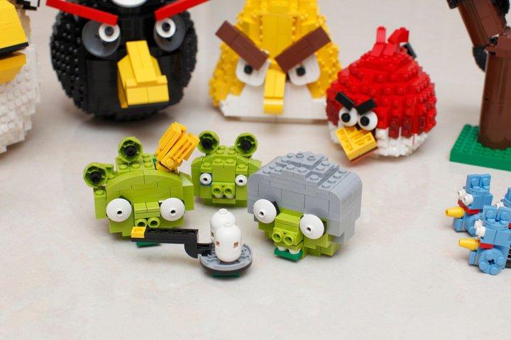Angry Birds Go LEGO
