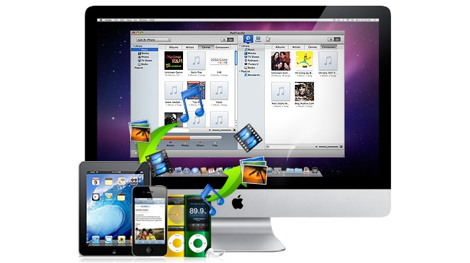 Transpod For Mac: Easily Transfer Music From iPod To Mac, For Free