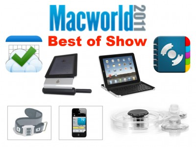 Macworld Magazine Announced Their Macworld Expo 2011 Best Of Show Winners