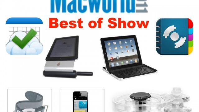 Macworld Magazine Announced Their Macworld Expo 2011 Best Of Show Winners