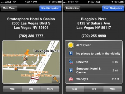 Attending CES? Find Your Way Around Las Vegas (And Nevada) For Free With Navigon's New App