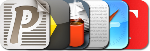 New App Guide: Offline Reader Apps