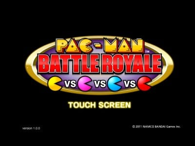 Namco Brings Competitive Pellet Eating To The iPad With Pac-Man Battle Royale