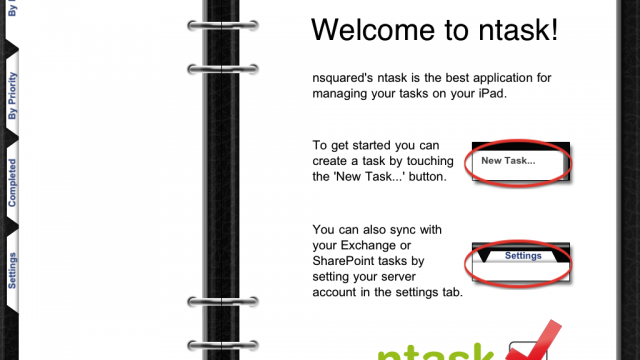 QuickAdvice: Meet ntask - Your New Exchange Capable To-Do App