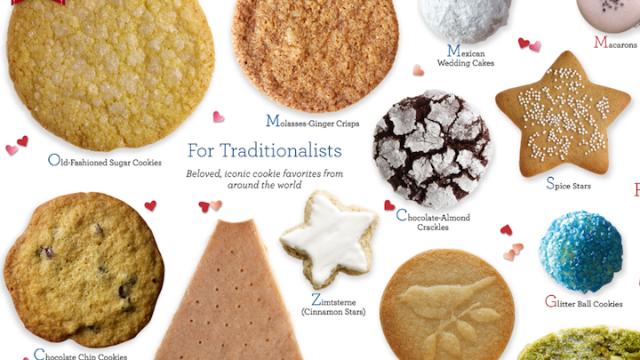 Martha Stewart Makes Cookies App Updated For Valentine's Day