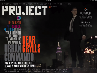 Project Magazine's Second Issue Impresses