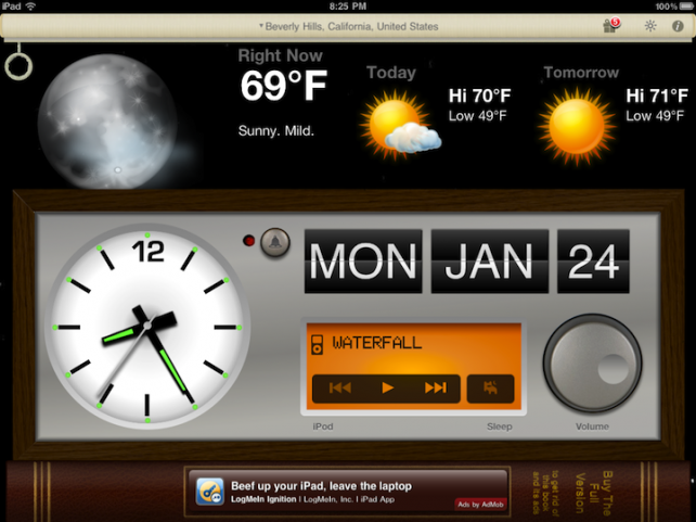 "A ""Lite"" Weather App Is Updated"