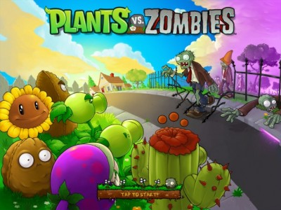 Plants Vs. Zombies HD Updated: Game Center Added!