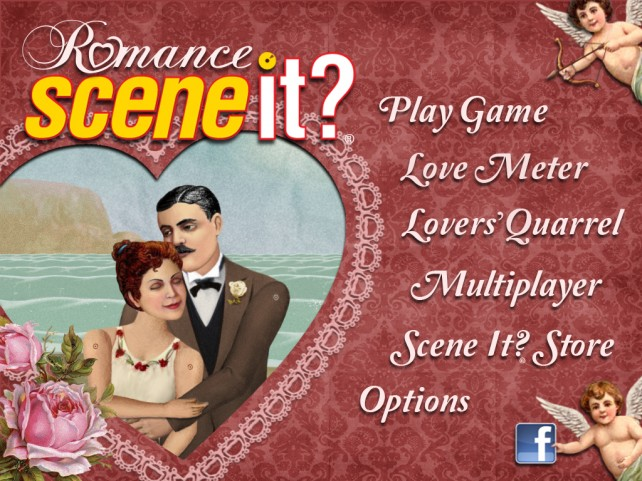 Make Valentine's Day A Little More Entertaining This Year With Scene It? Romance
