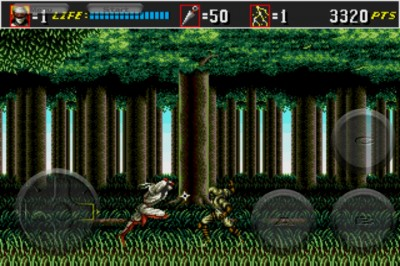 Fight The Shadow Master Once More In Sega's Recent Port: Shinobi III: Return Of The Ninja Master