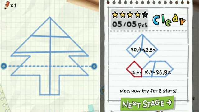 Slice It! Update Adds 20 New Levels To Cut Through