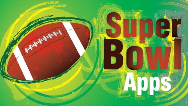 New AppList: Super Bowl Apps