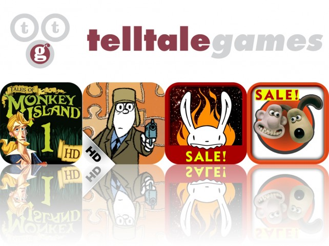 """Telltale Games' """"Best Of iPad Celebration Sale"""" Continues Until February 10"""