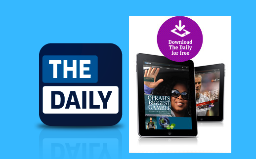 """The Daily"" Relies Heavily On Visuals According To Leaked Photo"