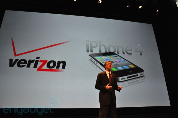 Why The Verizon iPhone Isn't LTE Right Now
